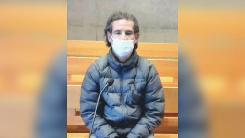 Dictan firma mensual y arraigo nacional para Dante Poli tras fiesta clandestina en Lo Barnechea
