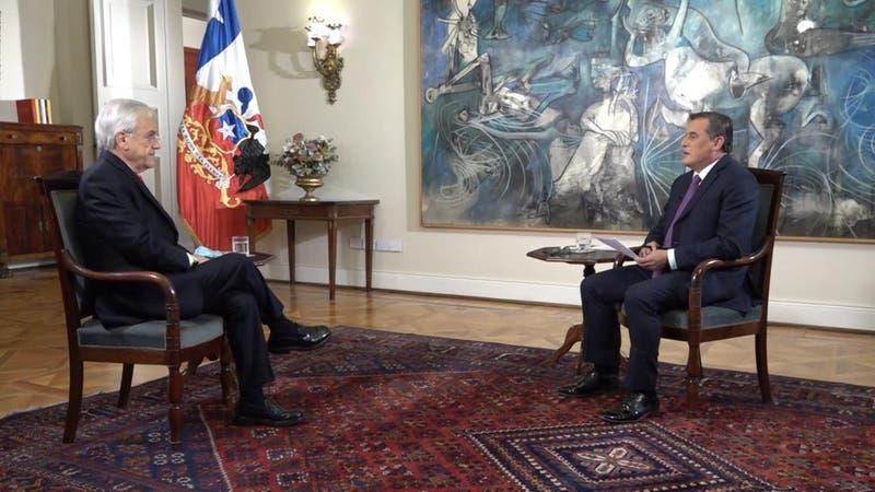 """Piñera defiende matrimonio igualitario: """"He ido evolucionando, como lo han hecho tantas personas"""""""