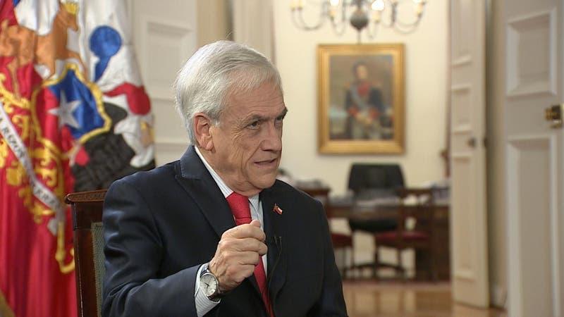 """Piñera dice que """"le dijeron"""" que Mesa Social respaldaba Pase de Movilidad y no descarta evaluarlo"""
