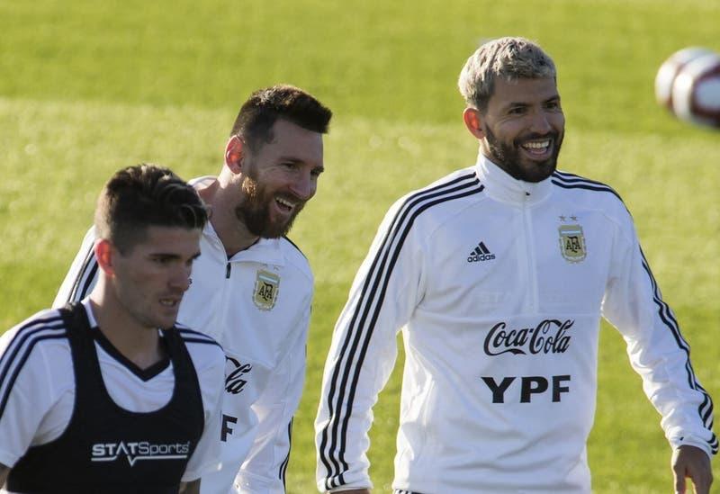 Sin el Kun: Las siete bajas confirmadas de la Selección Argentina para enfrentar a Chile