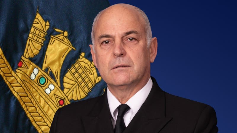 Piñera designa a Juan Andrés De La Maza como nuevo comandante en jefe de la Armada