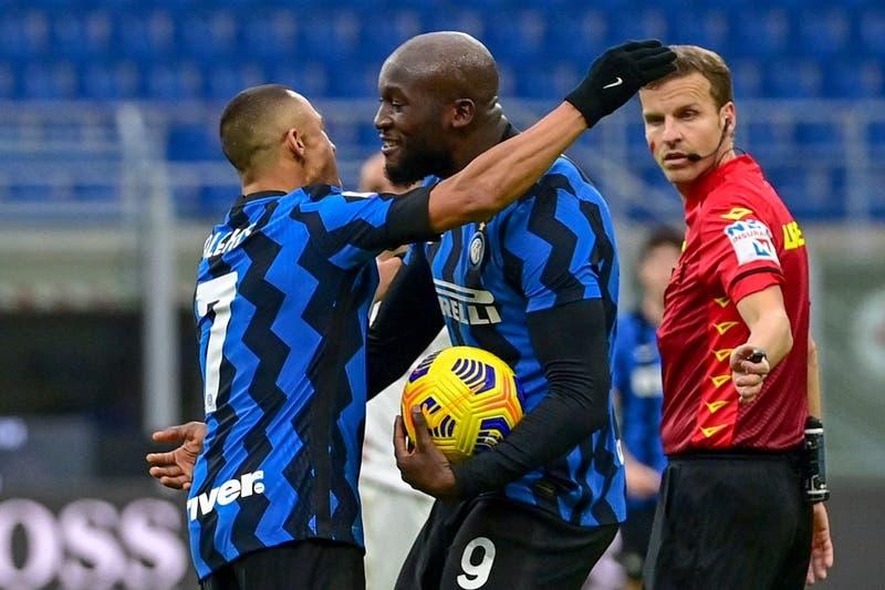"""Romelu Lukaku: """"Me quedo en el Inter"""""""