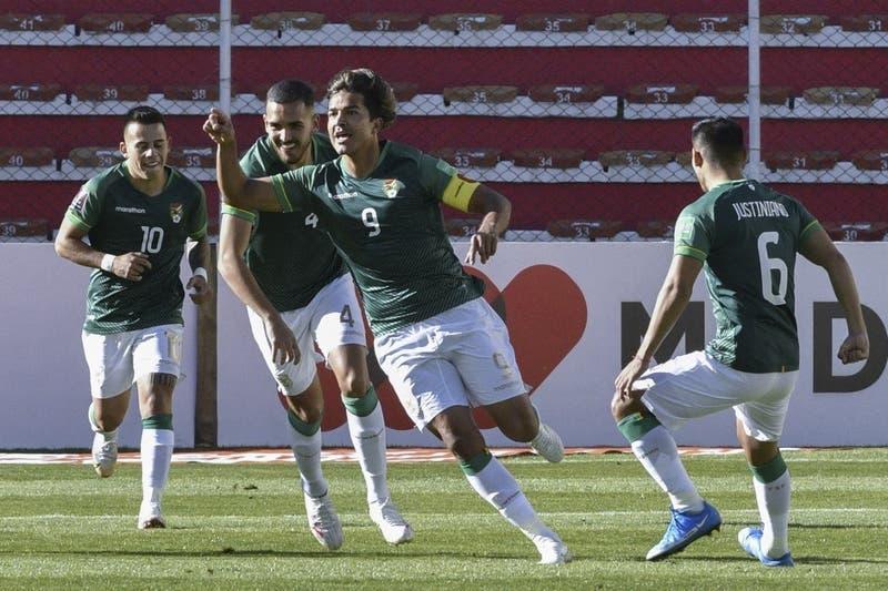 Bolivia vence a Venezuela en regreso de las Clasificatorias y logra su primer triunfo rumbo a Qatar