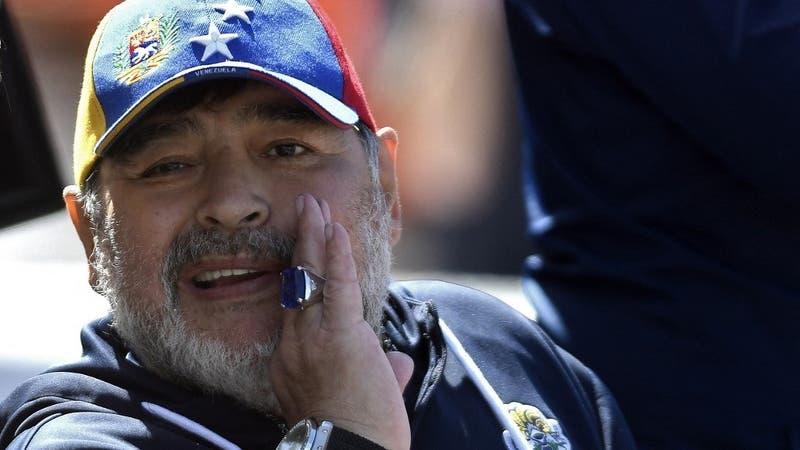 Selección Argentina homenajeará a Diego Maradona en el duelo ante Chile