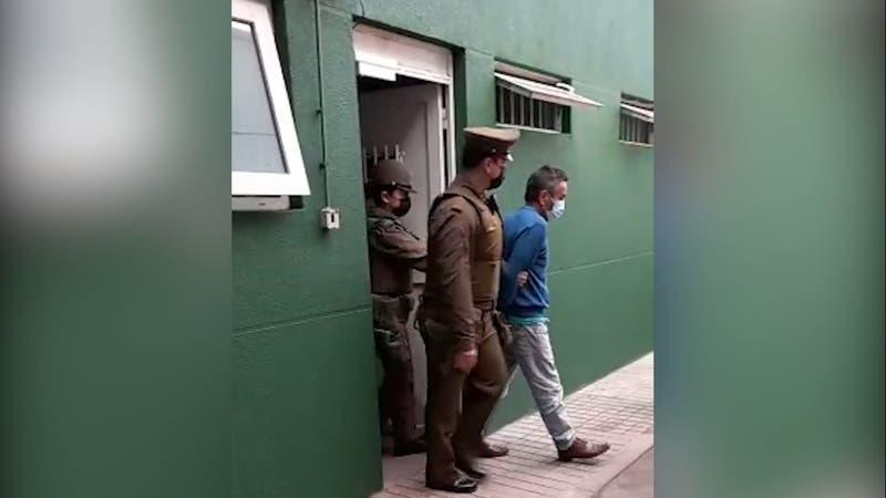 Detienen a sujeto que mantuvo a su esposa encerrada cinco días al interior de un furgón