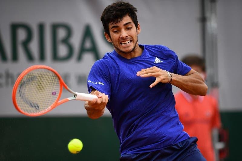 Garín vence a Giron en Roland Garros y por primera vez avanza a octavos de un Grand Slam