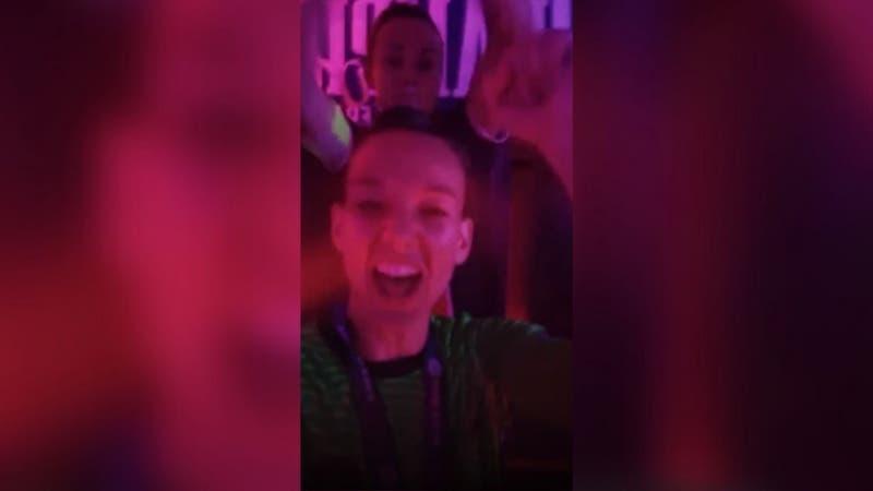 [VIDEO] La celebración de Christiane Endler tras consagrarse campeona en Francia