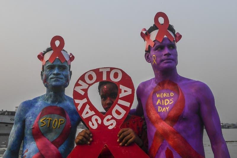 [FOTOS] Cuatro décadas de SIDA