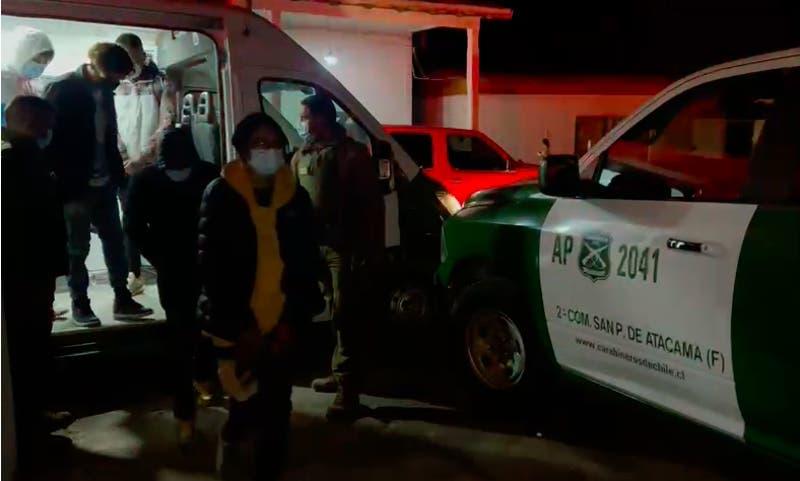 20 detenidos en fiesta clandestina en San Pedro de Atacama