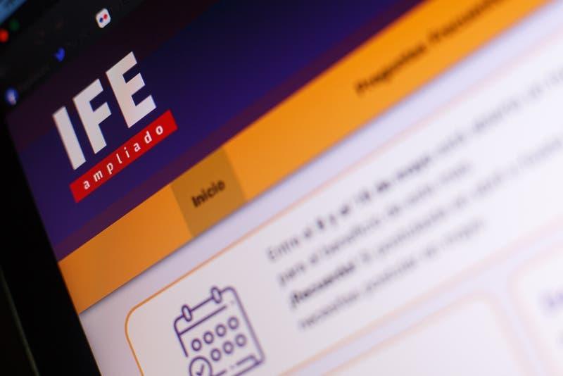 ¿Cuándo comienza el pago del IFE Universal?