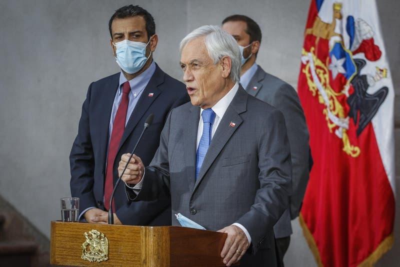 """Presidente Piñera por IFE Universal: """"Un importante alivio para 15 millones de compatriotas"""""""