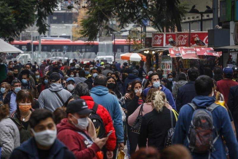 Informe Epidemiológico: Maipú y Santiago son las segunda y tercera comuna con más casos activos