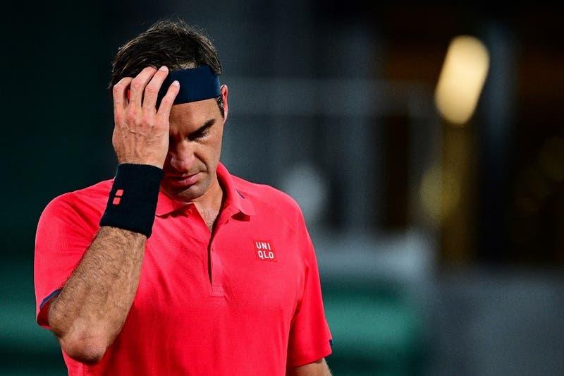 """""""No sé si voy a jugar"""": Roger Federer puso en duda su continuidad en Roland Garros"""