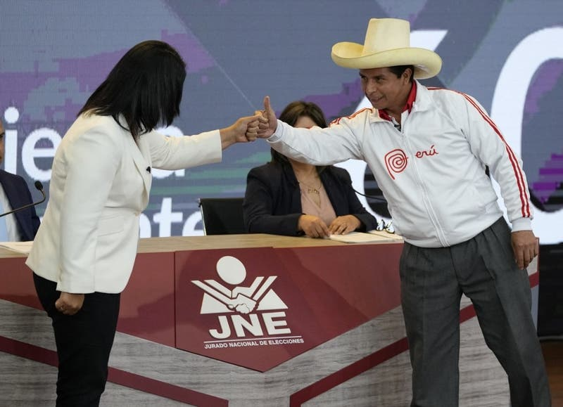 [VIDEO] Perú enfrenta su elección presidencial más polarizada