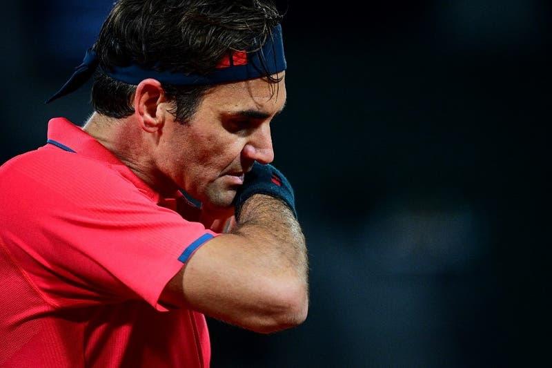 Roger Federer se retira del Roland Garros