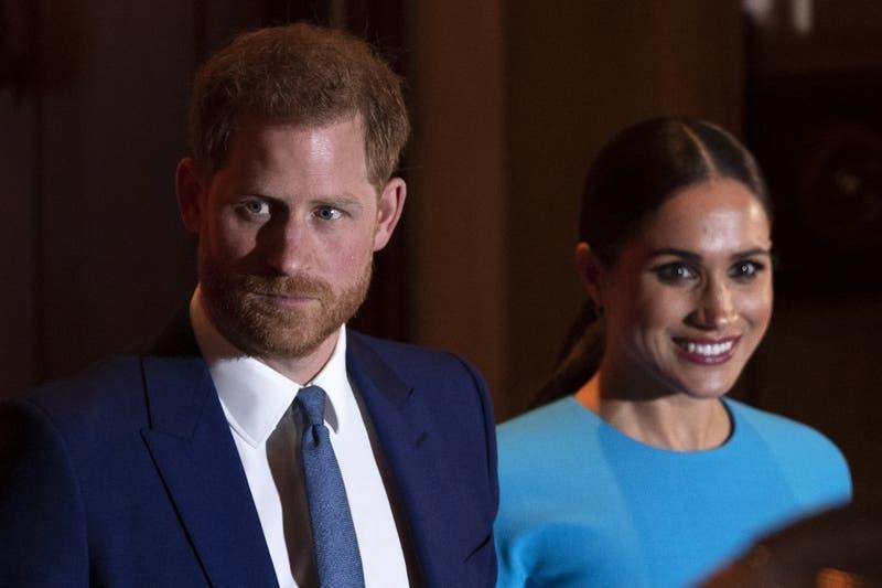 """Príncipe Harry y Meghan anuncian el nacimiento de su hija """"Lilibet Diana"""""""