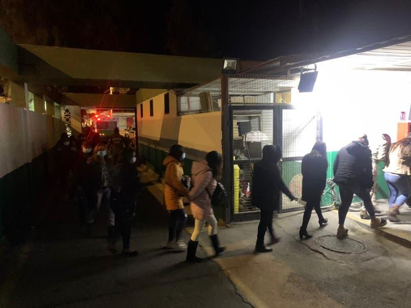 Carabineros detiene a 99 personas en fiesta clandestina en Calama