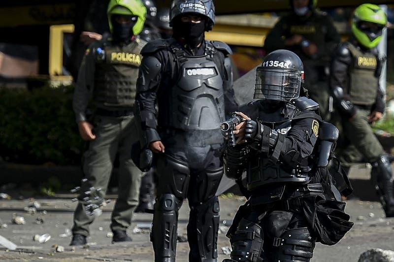 Duque anuncia reforma a la policía de Colombia tras cuestionamientos por abusos a los DD.HH