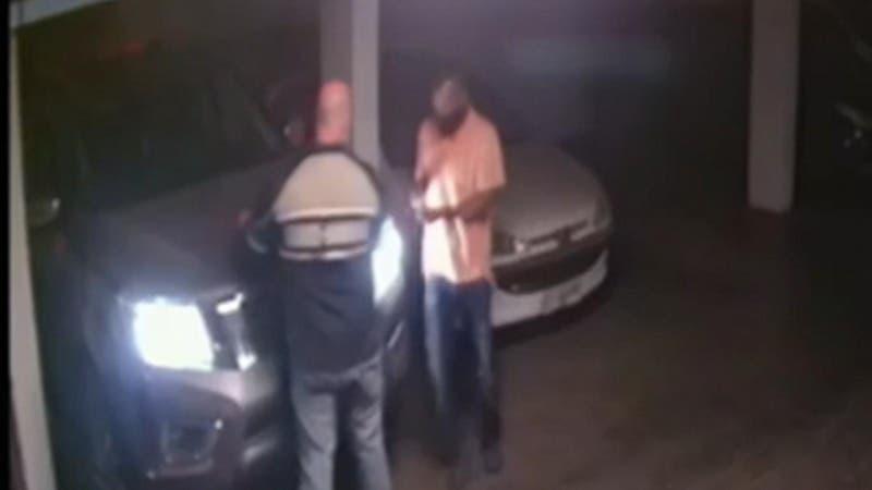 [VIDEO] Detienen a financistas de portonazos y encerronas