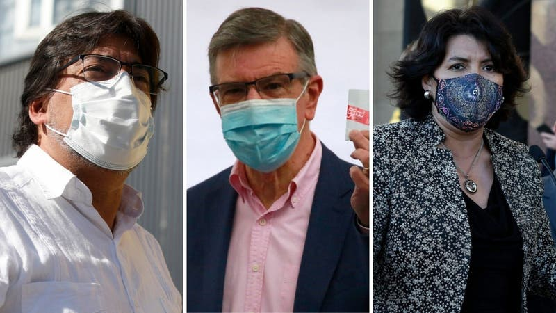 Cadem revela triple empate entre Jadue, Lavín y Provoste en preferencias presidenciales