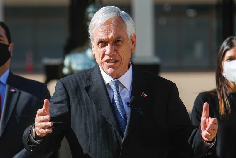 """Piñera anuncia puesta en marcha de ley que institucionaliza """"Plan Stop"""" para prevenir delitos"""