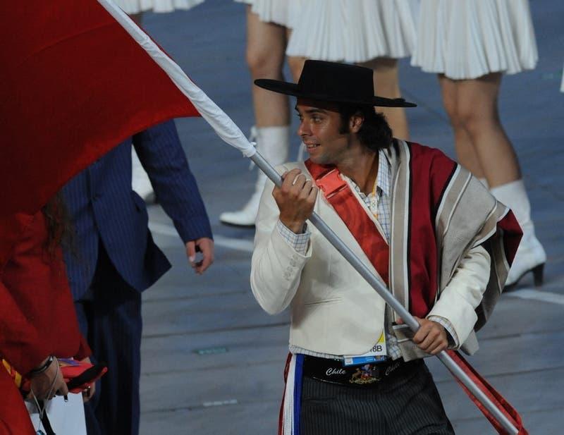 El paso de Chile en ceremonia de apertura de los Juegos Olímpicos desde Montreal 1976 hasta Río 2016