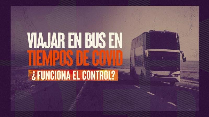 Reportajes T13: Viajes en bus, ¿funcionan los controles?
