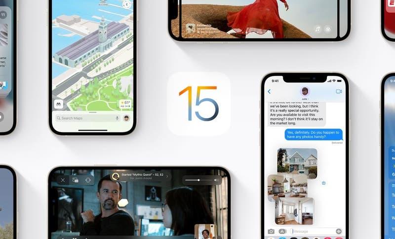 Apple anuncia iOS 15: Conoce los teléfonos que recibirán esta nueva actualización