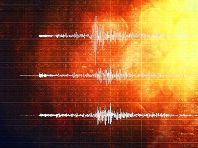 Temblor de magnitud 4.7 se percibe en la zona centro norte del país