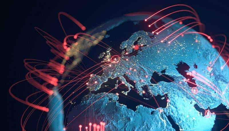 Usuarios reportan caída de sitios web de varias partes del mundo