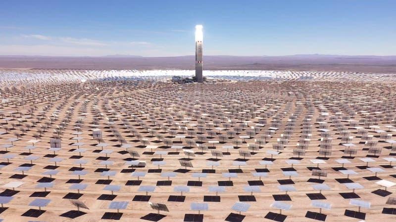 Chile inaugura primera planta termosolar de América Latina