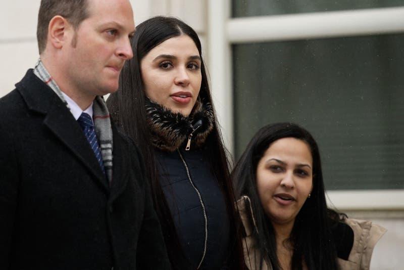 """Esposa del """"Chapo"""" Guzmán se declara culpable en Estados Unidos"""