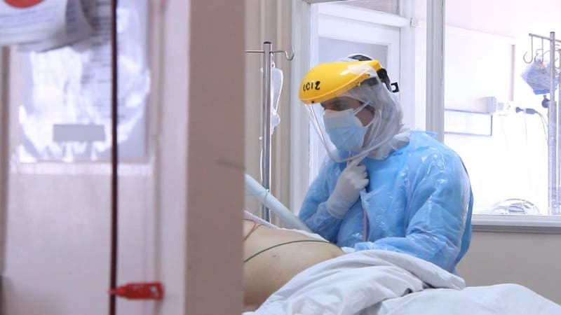 97% de ocupación camas UCI: Presión en sistema hospitalario por COVID-19 no cede