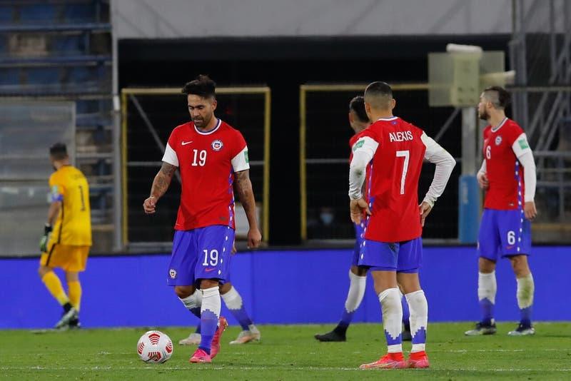 Tabla de posiciones: así queda La Roja en las Clasificatorias tras el empate ante Bolivia