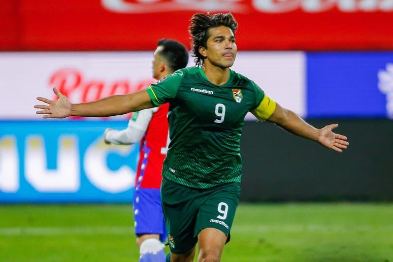 Tabla de goleadores: Moreno Martins marcó ante Chile y es el máximo anotador de las Clasificatorias