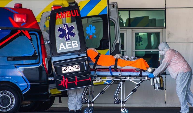 Chile registra por segundo día consecutivo más de 5 mil casos COVID: quedan solo 149 camás críticas