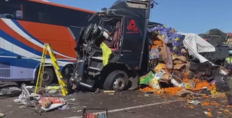 A seis aumentaron fallecidos tras accidente de tránsito en Chañaral