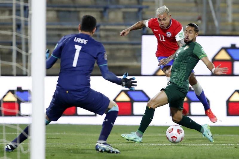 14 tiros al arco: Chile fue el equipo con más situaciones de gol en octava fecha de Clasificatorias