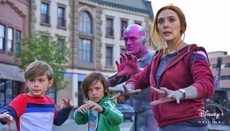Elizabeth Olsen respondió sobre si habrá una nueva temporada de WandaVision