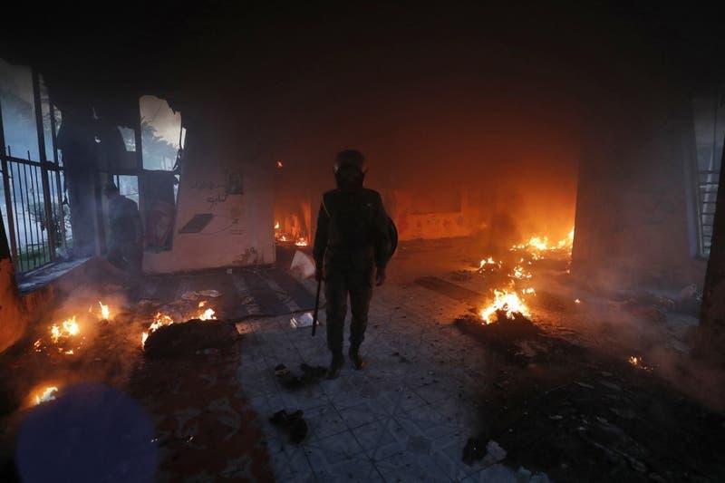 Cinco cohetes impactan en base con soldados estadounidenses en Irak
