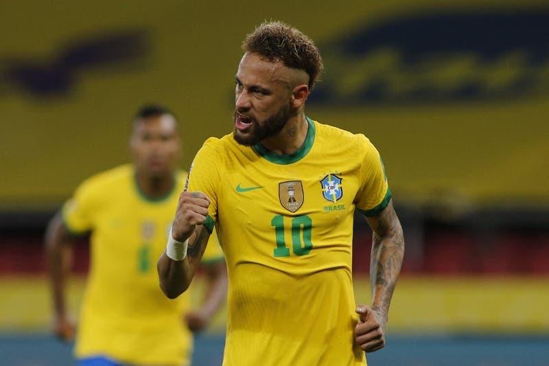 Con Neymar a la cabeza: Selección Brasileña presenta su nómina para la Copa América 2021