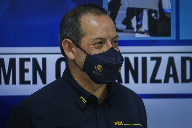 Presidente Piñera nombró al prefecto Sergio Muñoz como nuevo director general de la PDI