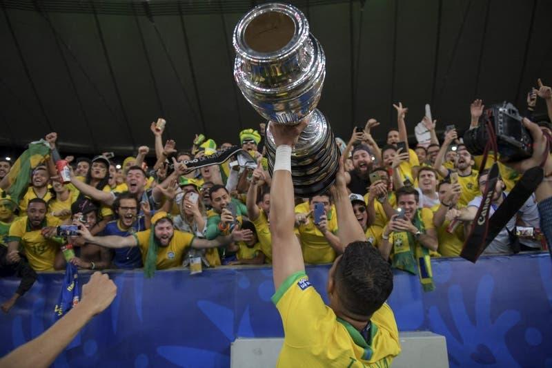 Se juega: Supremo Tribunal de Brasil da luz verde a la Copa América 2021