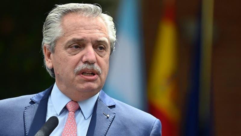 Gobierno peruano entrega nota de protesta a la embajada argentina por saludo de Alberto Fernández