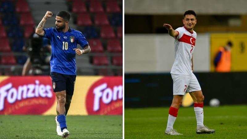 Italia vs. Turquía: Fecha, hora y dónde ver el partido inaugural de la Eurocopa