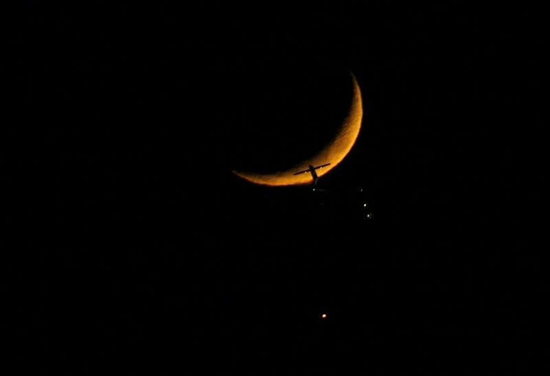Conjunción de la Luna con Venus: Cómo ver este fenómeno astronómico este sábado 12 de junio
