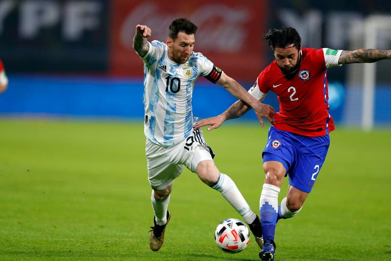 Con Messi a la cabeza: Argentina presenta nómina para la Copa América donde debutará ante La Roja