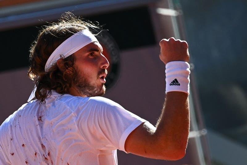 Tsitsipas vence en cinco sets a Zverev y se instala en la gran final de Roland Garros