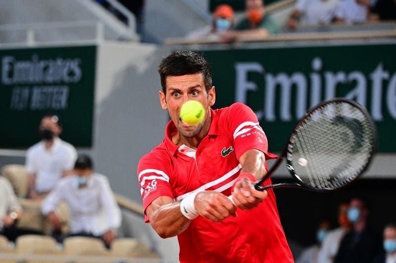 Djokovic termina con el reinado de Nadal en Roland Garros y jugará la final ante Tsitsipas