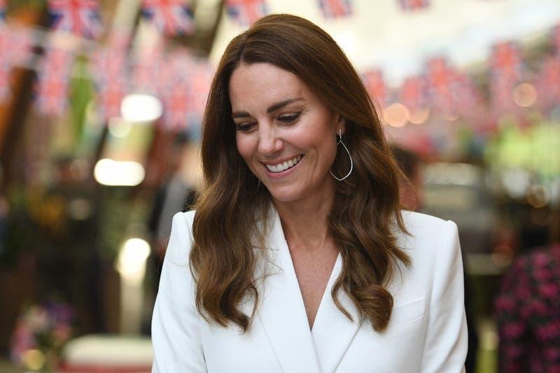 Rompió el silencio: La reacción de Kate Middleton ante el nacimiento de su sobrina Lilibet Diana